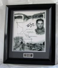 "A695FS FRED SIEKER - ""BRIDGE ON THE RIVER KWAI"" SIGNED"